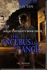 Magic University the incubus and the angel