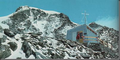 cappella madonnina dei ghiacciai