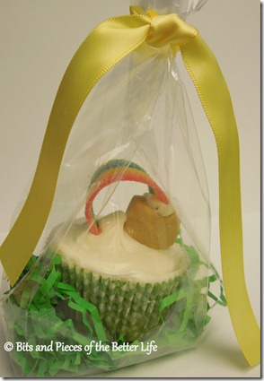 Pot of Gold Cupcake2