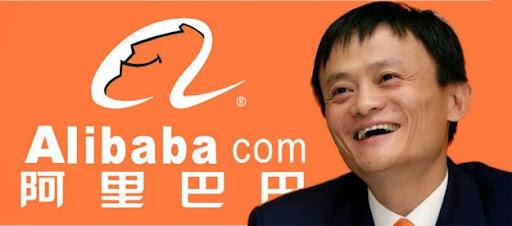 Alibaba empresa chinesa de comércio eletrônico, que estreou no dia 18/09/2014 na Bolsa de Nova York nos Estados Unidos