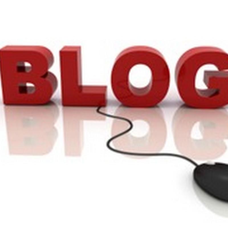 Importazione ed esportazione dei blog in Blogger.