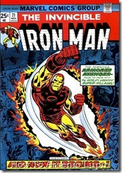P00216 - El Invencible Iron Man #71