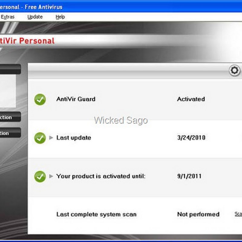 Download | Avira AntiVir Personal