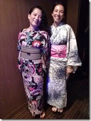 帯遊び 浴衣ファッションショーのお手伝い (7)