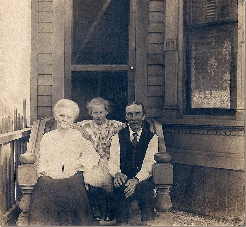 GILLESPIE_Joseph&Susan on porch with gdaughtIreneMilne_circa 1900-1903_enhanced