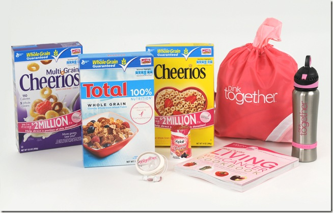 Pink Together Prize Pack