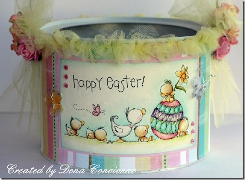 9 easter sweeties