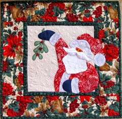 1312010 Dec 05 Completed Santa Wall Hanging