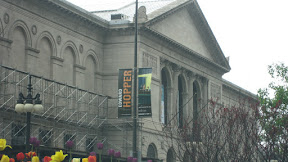 The Art Institute of Chicago building