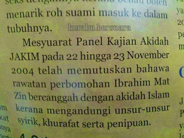 #Pray4mh370: JAKIM Sahkan Raja Bomoh Sesat?