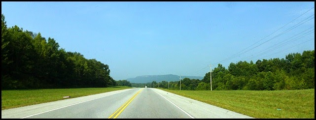 04 - Beautiful drive to Alabama