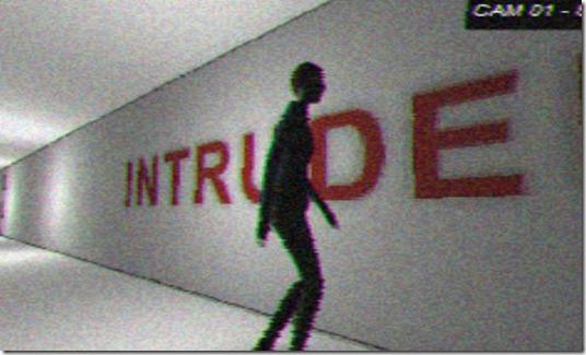 intruded