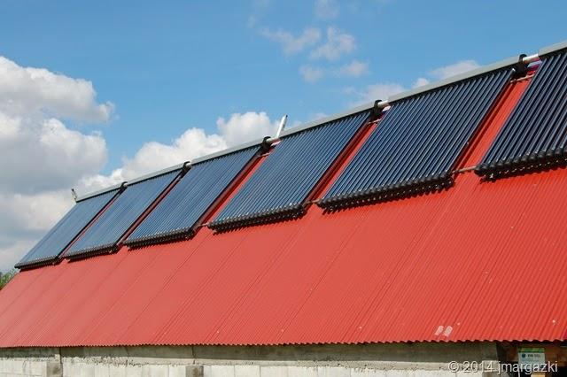 Placas Solares Agroturismo Iabiti