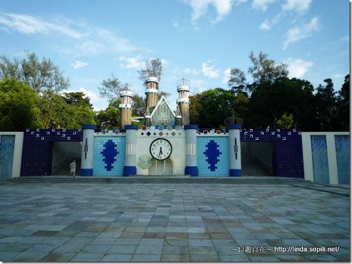 新竹公園-新天鵝堡-2
