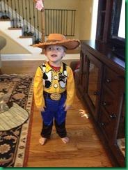 Ty as Woody