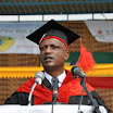 AMU President Dr Feleke Woldeyes delivering his speech-I.jpg