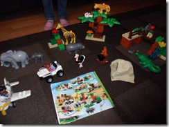 Lego Duplo Safari Creations