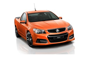 Holden VF SSV Ute