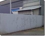 MICKEY 2013年4月 壁塗装前