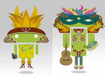 androidify-avatare carnaval