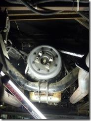 Old Parking Brake