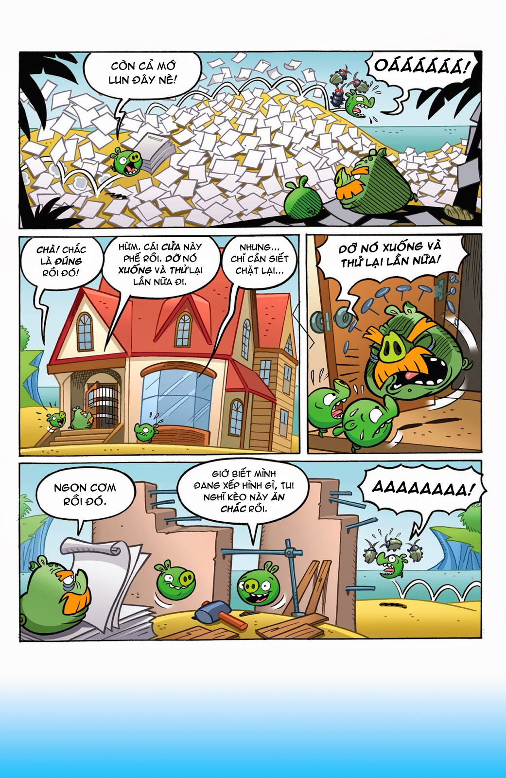 ANGRY BIRDS trang 20