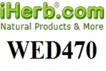 iHerb coupon code 5% off WED470