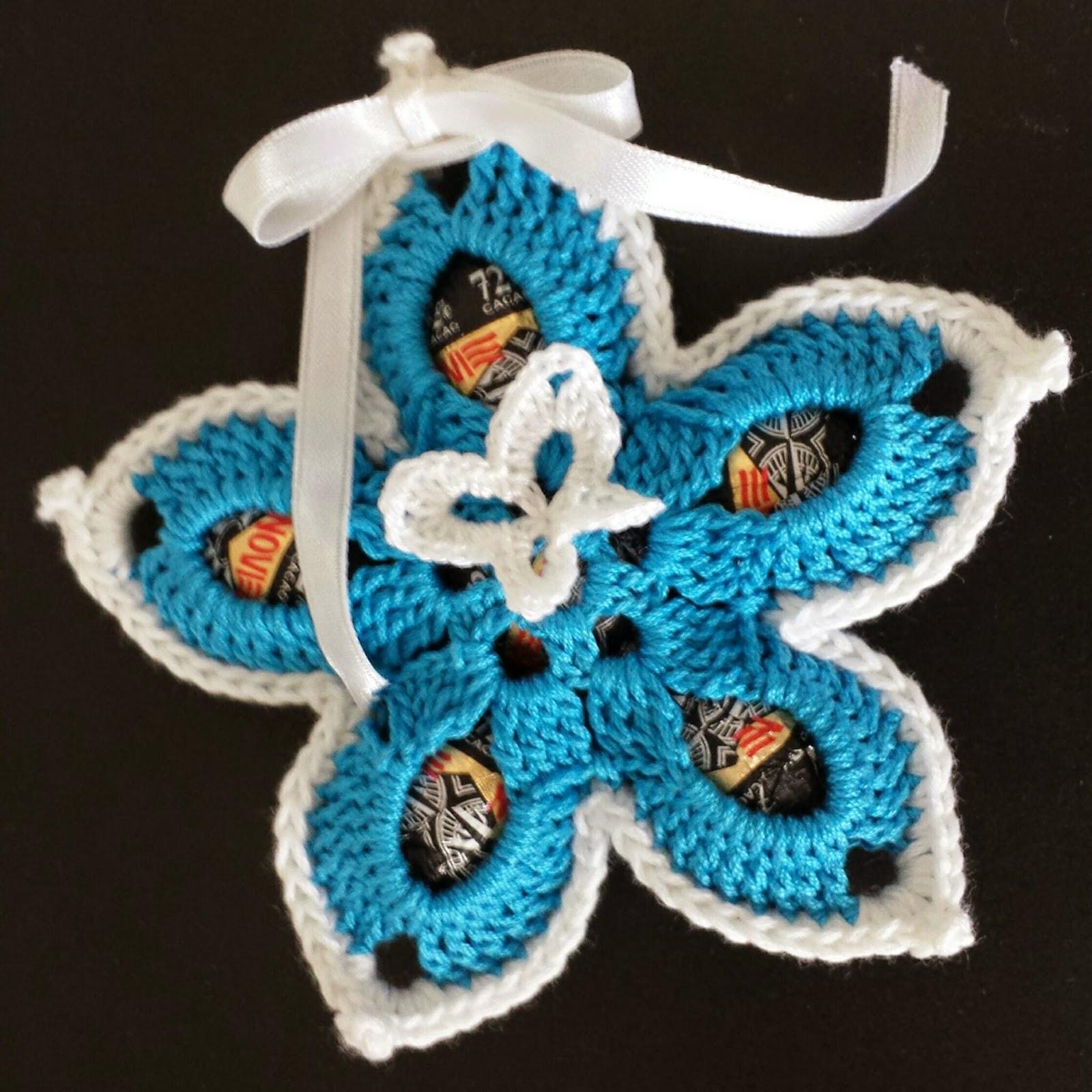 Le cosette di sandrine fiore porta ovetti for Lavori all uncinetto per pasqua