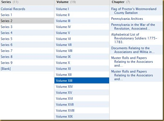 Pennsylvania Archives, Colonial Records, Series 2, Volume XIII