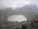 Dempo crater on a cloudy day (Daniel Quinn, October 2011)