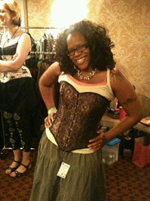 AAD corset
