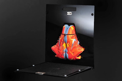nike lebron 11 gr atomic orange 4 03 forging iron New Look at Forging Iron LeBron XI and Its Sick Packaging!