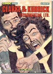 P00001 - Alfonso Font - Clarke y Kubrick  Espacialistas.howtoarsenio.blogspot.com #1