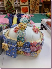 QSD-Yoyo sewing basket