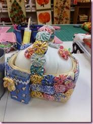 QSD-Yoyo sewing basket