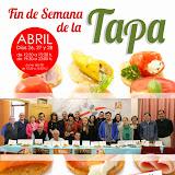 Concurso Tapas 2014