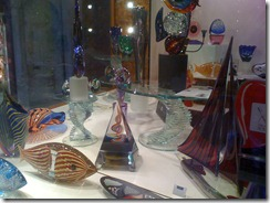 Art Glass in Venice, Italy
