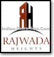 rajwada heights logo image