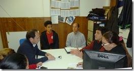 La Costa recibió al equipo técnico del Ministerio de Trabajo de la Nación