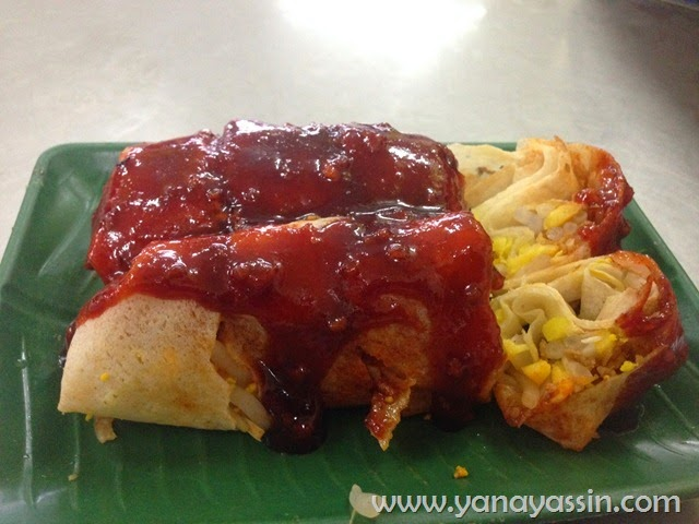 Sup Sedap Restoran Zaiton Hussin Setapak - Popia Basah
