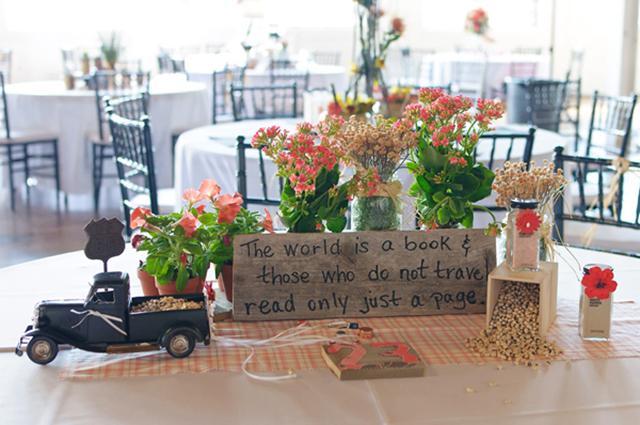 semplicemente Perfetto Wedding  Inspiriation 09