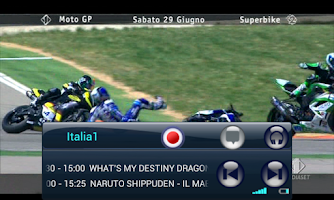 Screenshot of TVman DVB-T Player