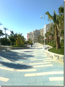 Paseo de Playa Velilla