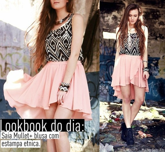 Lookbook do Dia