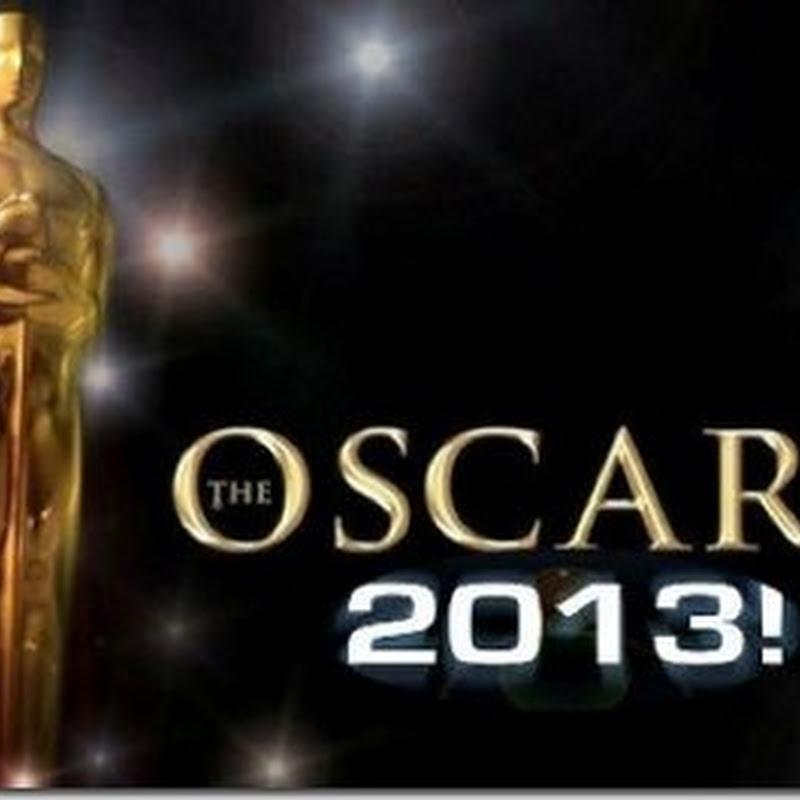 Oscar 2013: Palpites!
