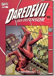 P00016 - Daredevil - Coleccionable #16 (de 25)