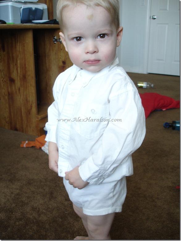 Always Tucked Little Boy's Dress Shirt11