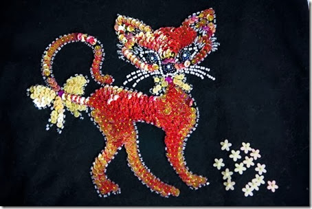 Butler & Wilson Cat tshirt2