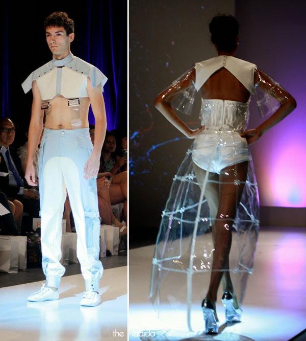 Raffles Graduate Fashion Show 2013 - Rebecca Chen