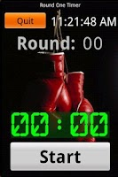 Screenshot of Round One Timer